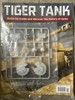 1/16 HACHETTE BUILD YOUR OWN TIGER MODEL TANK ISSUE 91 INC PART