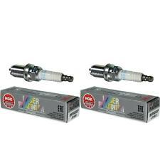 2X NGK Laser Platinum Premium Zündkerze 3199 Typ BKR6EQUP Zünd Kerze