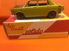 1/43 Scale SOLIDO SIMCA 1000 RALLYE 2 1973