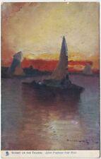 Raphael Tuck Landscape Collectable Artist Signed Postcards