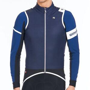 Giordana Cycling Vest FR-C PRO Lyte Winter|Blue-Men's|BRAND NEW
