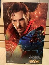 Hot Toys Doctor Strange mms484 Avengers Infinity War 1/6th scale MIB #903595