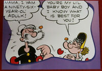 POPEYE - Individual Card #94 - SITUATIONS: WIMPY AND ROUGH HOUSE