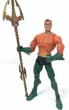 "Aquaman Classic Short Hair DC Universe Classics Series 2 Mattel 6"" Figure"