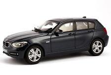1:43 BMW 1er F20 2011 5türig 5door 125i Sport nacht-blau blue - Dealer-Edition