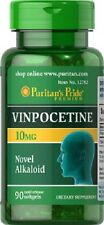 Vinpocetina 10 MGR. 90 CAPS. (memoria e cerebrale circolazione), Vinpocetine