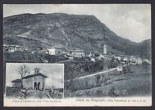 COMO MAGREGLIO 20 SANTUARIO MADONNA DEL GHISALLO Cartolina viaggiata 1926