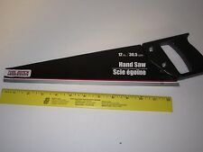 Hand Saw 12 in Small WOOD Saw - Handyman, Carpenter, Builder, Cutting Tool, Home