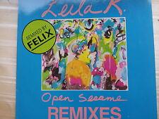 Leila K. - Open Sesame
