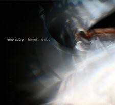 Aubry Renè - Forget Me Not - CD Nuovo Sigillato