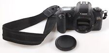 CANON EOS REBEL G BODY WITH STRAP AND BODY CAP