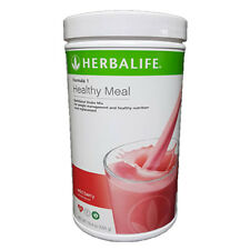 20% off HERBALIFE HEALTHY NUTRITIONAL SHAKE MIX WILD BERRY BE FIT FREE SHIPPING!