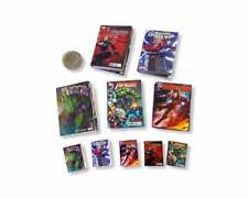 More details for miniature marvel comic books | dolls house books | 1/12, 1/6 or 1/4 scale