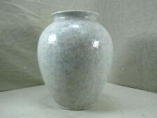 Bay Keramik Pink & Blue Vase - Soft Easter Egg Colors -  W. Germany 650 26