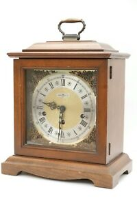 Howard Miller Mantle Clock Samuel Watson Model 612429 Triple Chime Key Wind Mvmt