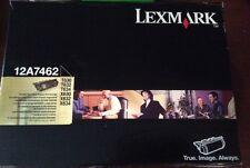 Lexmark 12A7462 High Yield Print Cartridge Black T630 T632 T634 X630 X632 X634