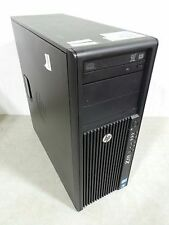 HP Z420 Xeon E5-1620 4-Core 3.60GHz/8GB RAM/1TB HDD/No GPU/Win 7 Pro COE (45831)
