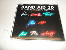 Cd    Band Aid 30  ‎– Do They Know It's Christmas?
