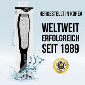 Laser Hornhautfeile Hornhautraspel Hornhautentferner Fußpflege 2-seitig PREMIUM