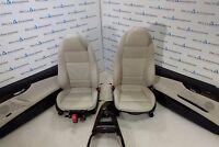 Bmw E89 Z4 Leather Sport Seats Sportsitze Lederaustattung NAPPA ELFENBEINWEISS