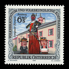 Austria 1998 - National Customs and Folklore Treasures - Sc 1762 MNH