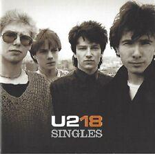 U2/18 Singles * NEW CD * NUOVO *