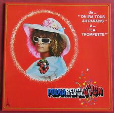 MICHEL POLNAREFF   LP FR 1974  POLNAREVOLUTION