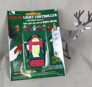 Motion-ettes Vintage 1992 Light Remote Controller Infra-Red Light Christmas