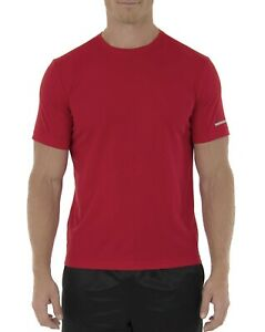 Men's Athletic Works Short Sleeve Quick Dry Performance Tee, Choose Color/ Size