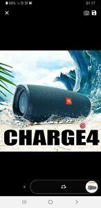 Charge4 Wireless Bluetooth Speaker Charge 4 IPX7 Waterproof Music Hifi Sound...