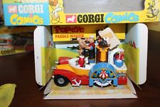 Corgi Toys ........ 1968 POPEYE STILL IN ITS ORIGINAL BOX PACKING PIECES ETC