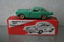 ATE: MASERATI Mistral METALL 1/43 03 on MEBETOYS tools from Russia USSR