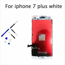 """For iPhone 7 Plus 5.5"""" LCD Touch Screen Digitizer Replacement Assembly White"""