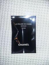 New/sealed Chanel Le Volume De Chanel Mascara 10 Noir / Black Volume &Curl .03oz