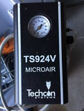 Techcon Systems Microair Foot Control Valve TS924V Compressed Air with Vacuum