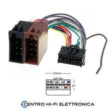 Connettore Adattatore ISO Maschio - Autoradio Pioneer 16 Pin 03