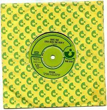 "UNICORN Have You Ever Seen The Rain? Nothing I Wouldn't Do 7"" GREAT BRITAIN 1977"