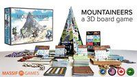 Mounaineers Board Game Collector's Edition Kickstarter