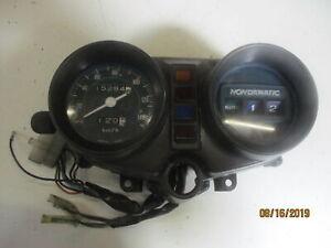 Honda CB 400 A Hondamatic Tacómetro Cabina Instrumento Guarniciones Speedo