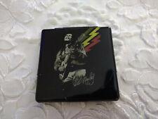 Metal Cigarette Case Bob Marley Card/Cigarette Tobacco Holder