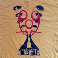 ORIGINAL 2003 THE MARS VOLTA T-SHIRT VINTAGE tour concert