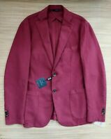 Brooks Brothers men's 1818 Milano Fit blazer - Cotton & Cashmere, Made in Italy