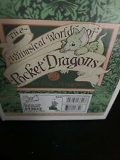 """""""Reach For The Stars� Pocket Dragons Real Musgrave Joining Collectibles"""