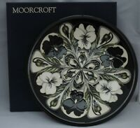 Moorcroft Harlequinade Charger - designed by Emma Bossons