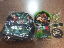 BEN 10 Show Bag Backpack Sunglasses Marbles Cap DVD Inflatable Hammer FREE POST
