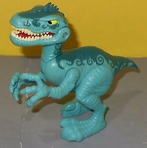 "Playskool Heroes Jurassic World Tracker Velociraptor 4.5"" Action Figure B0523"