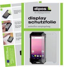 2x Nomu S30 Mini Film de protection d'écran protecteur antireflet dipos