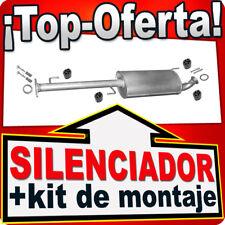 Silenciador Trasero TOYOTA LAND CRUISER (J12) 3.0 D-4D Escape AJM