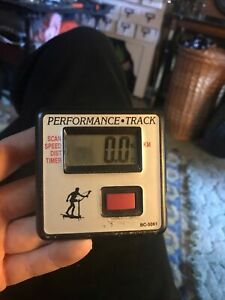 Nordictrack Excel Ski Machine Performance Track Monitor 1994 Replacement Part