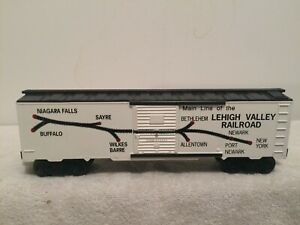 Williams Lehigh Valley 97477 route map box car (O scale)